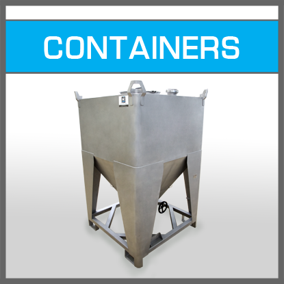 Container - IBC Containers